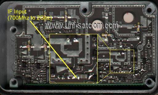 Wideband Amp ideas | UHF-Satcom