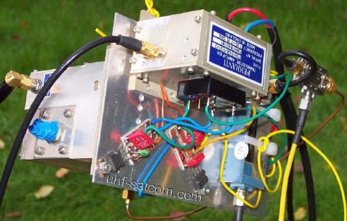 X-Band Hardware | UHF-Satcom